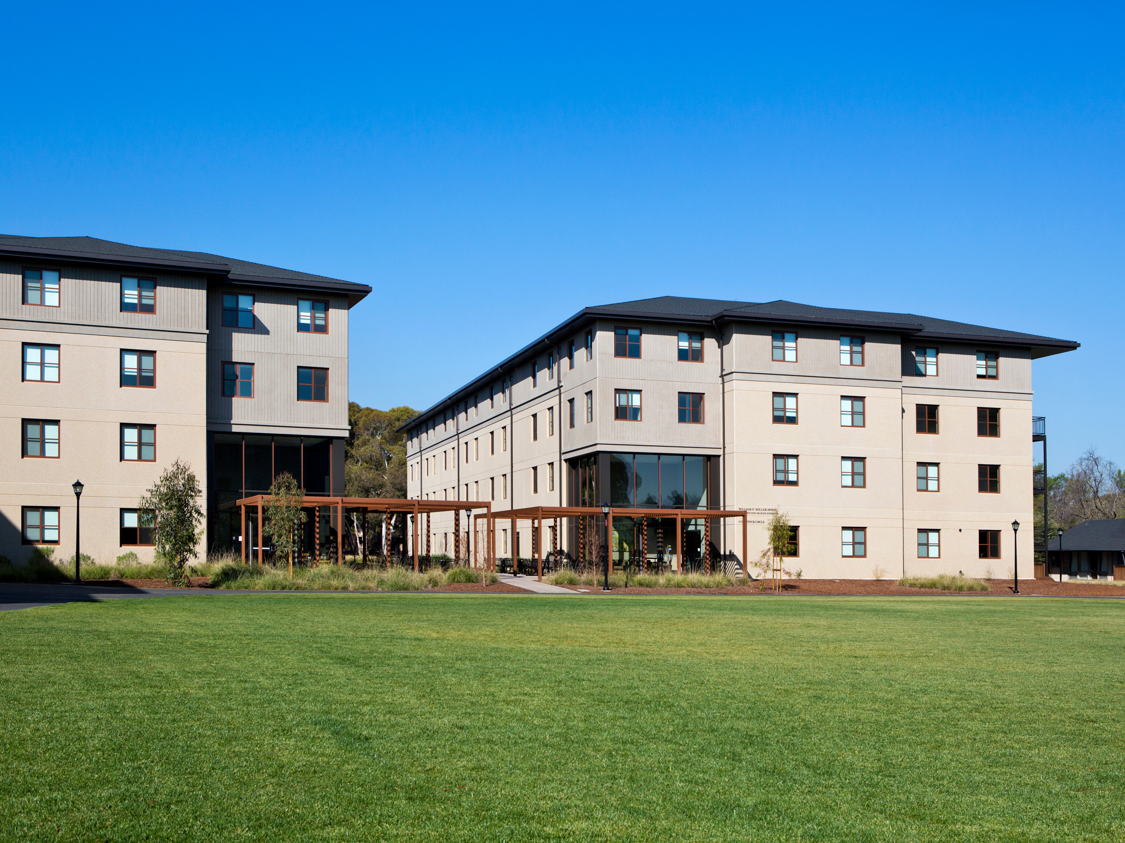 Image of Donald Kennedy Graduate Residences, Stanford