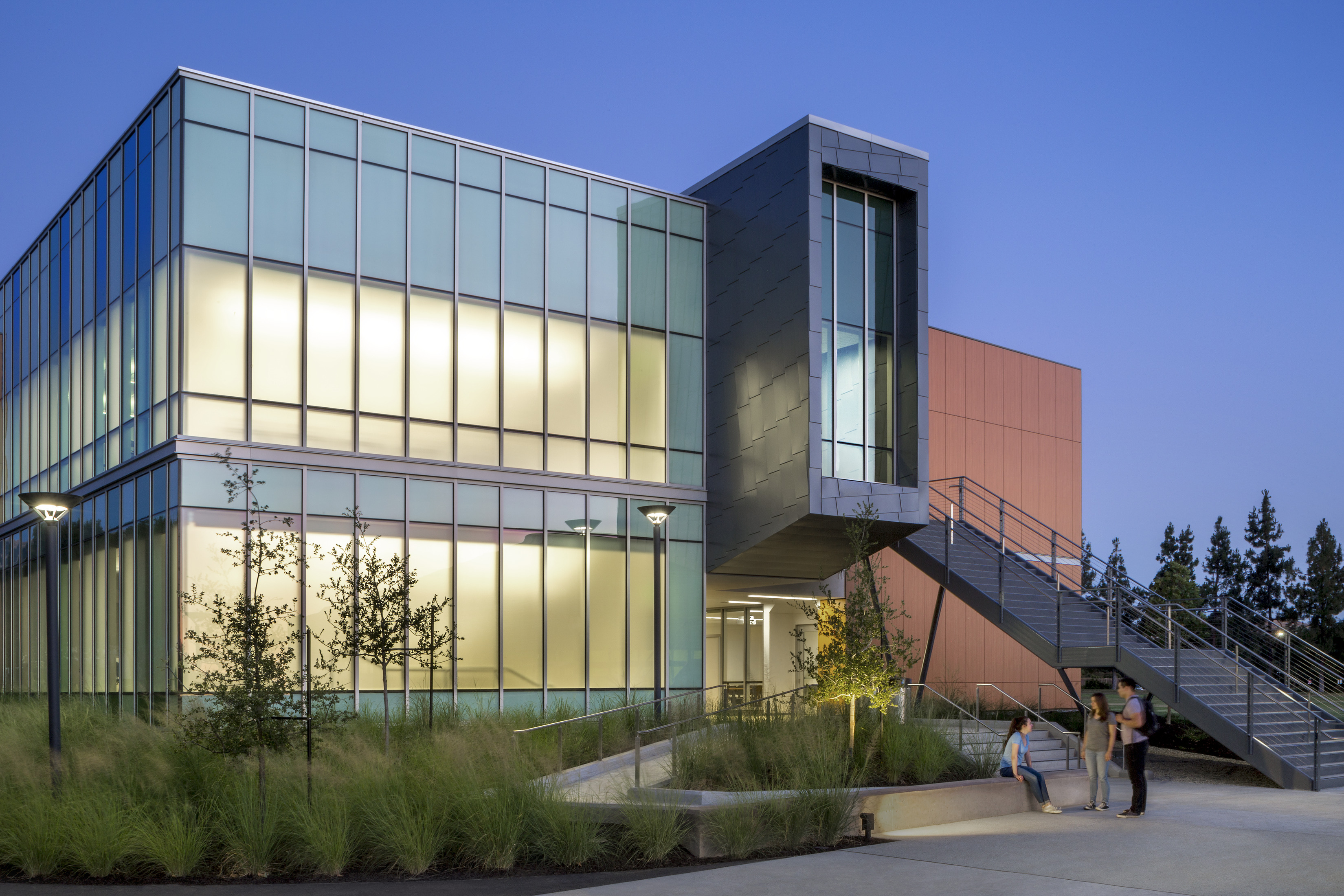 Image of Math Science and Social Science Building, Evergreen Valley College