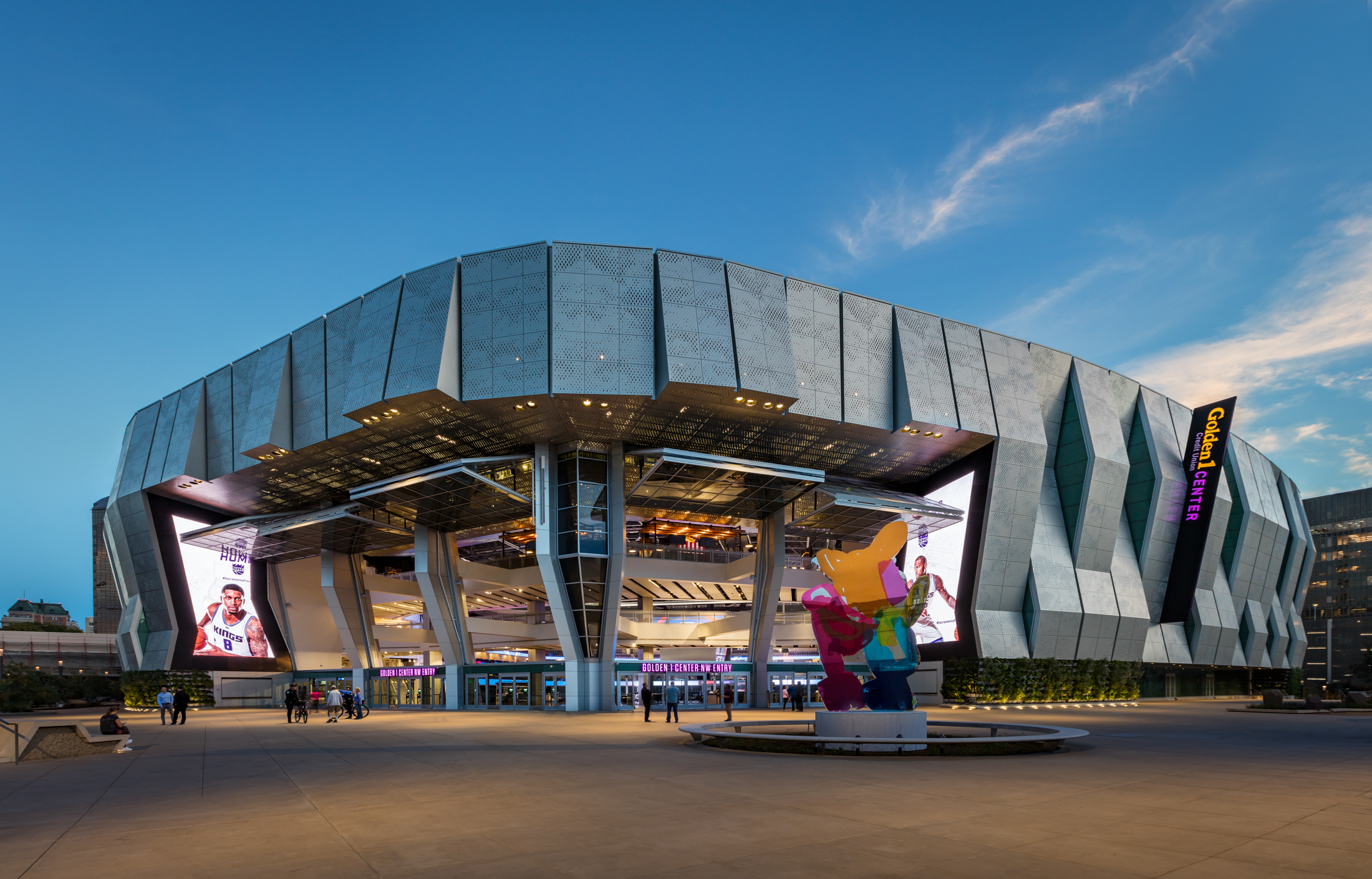 Image of Golden 1 Arena