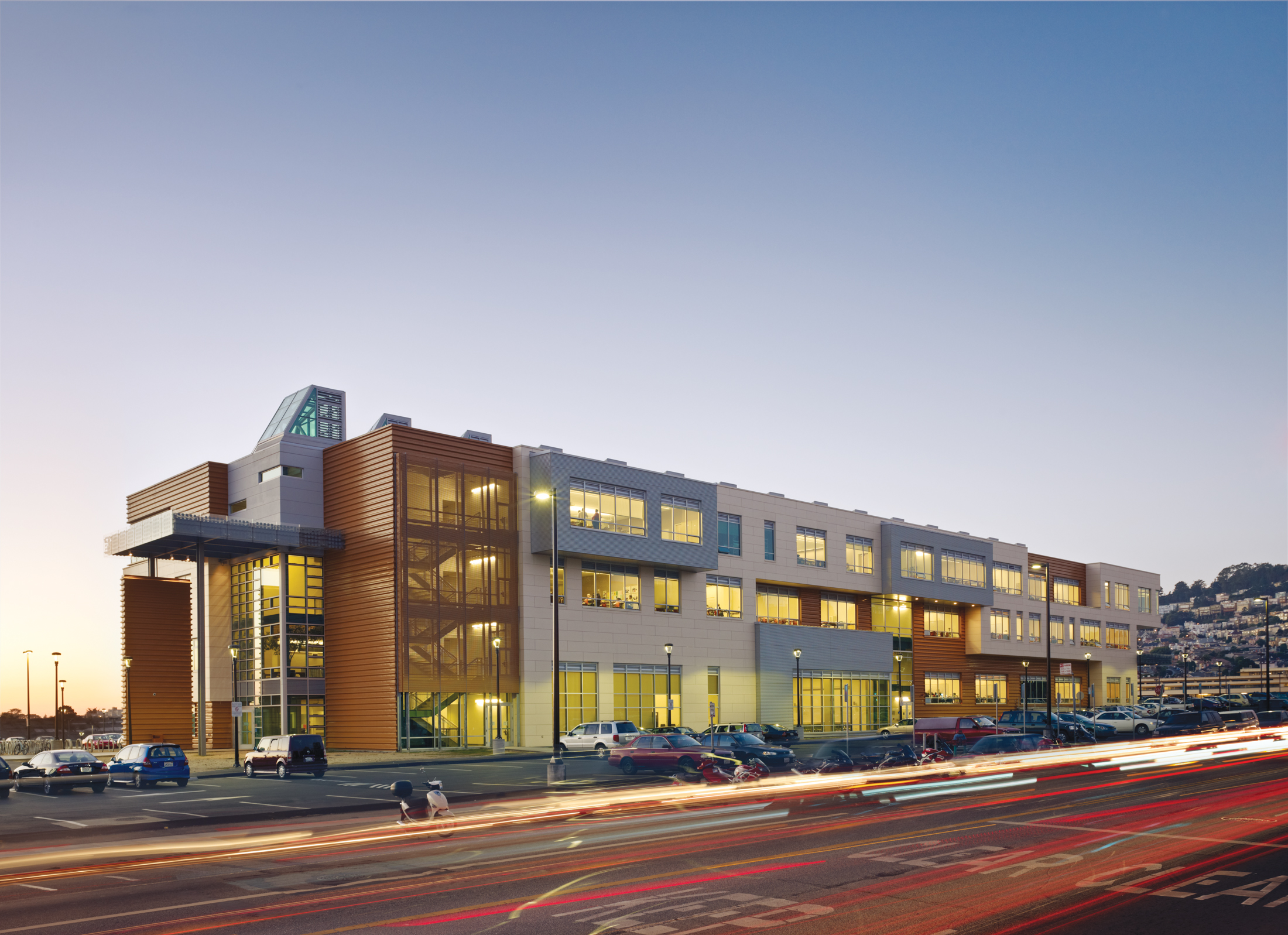 Image of Joint Use Facility, City College of San Francisco