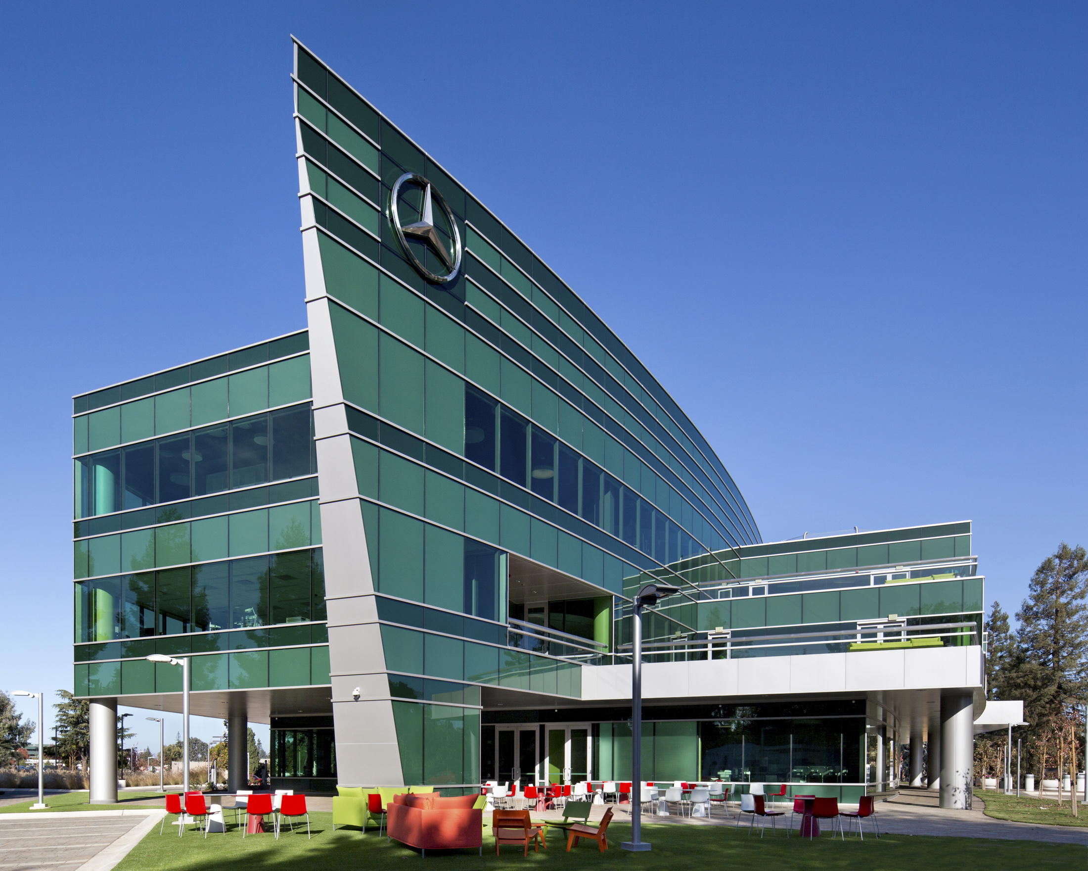 Image of Mercedes-Benz Research & Development North America
