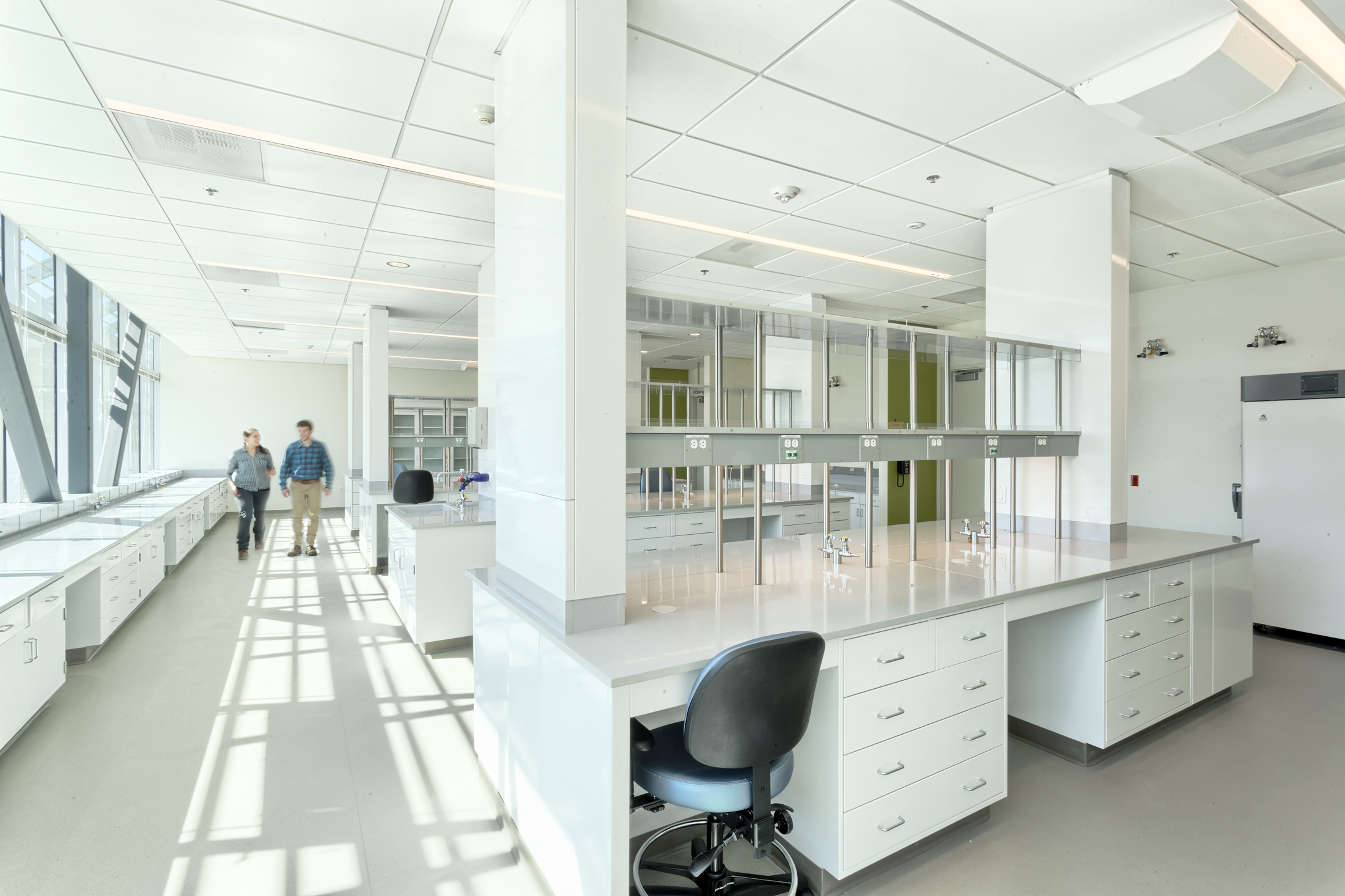 Image of Confidential Client – Lab and Office