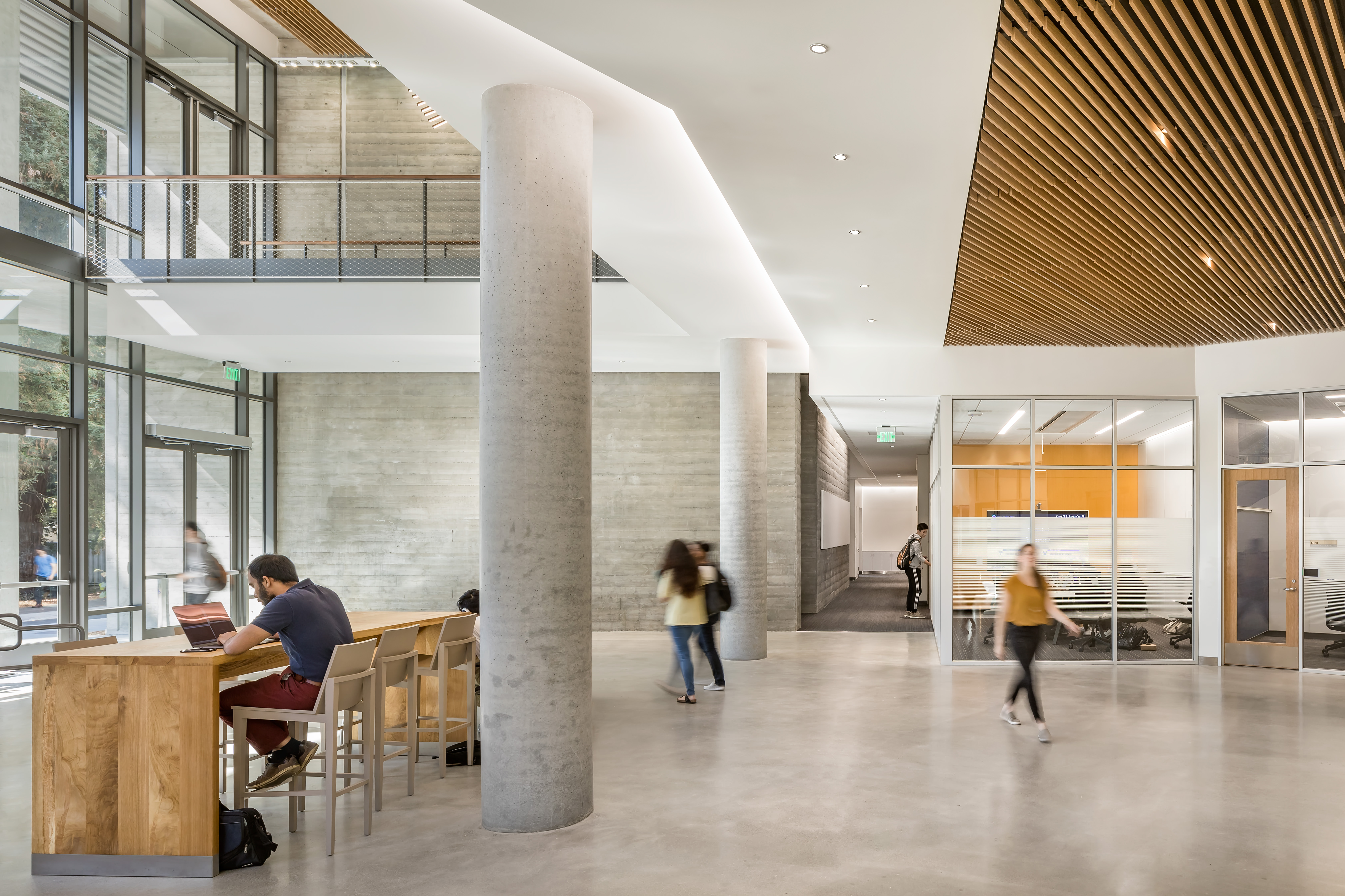 Image of UC Berkeley – HAAS School of Business – Connie & Kevin Chou Hall