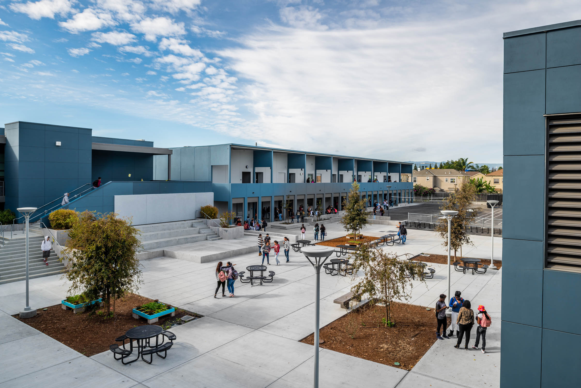 Image of East Palo Alto Academy Expansion