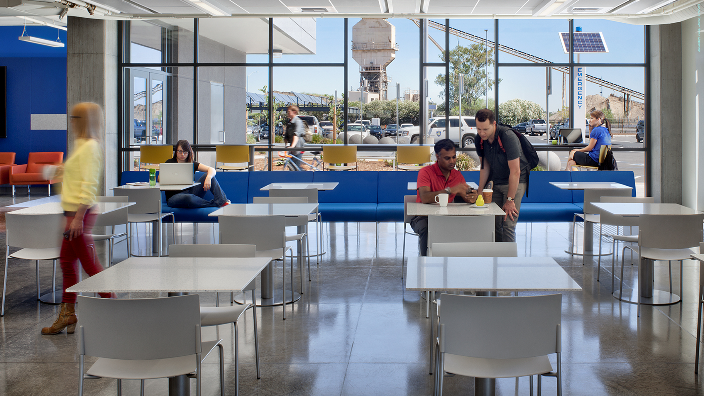Image of Sacramento Municipal Utility District– East Campus Operations Center