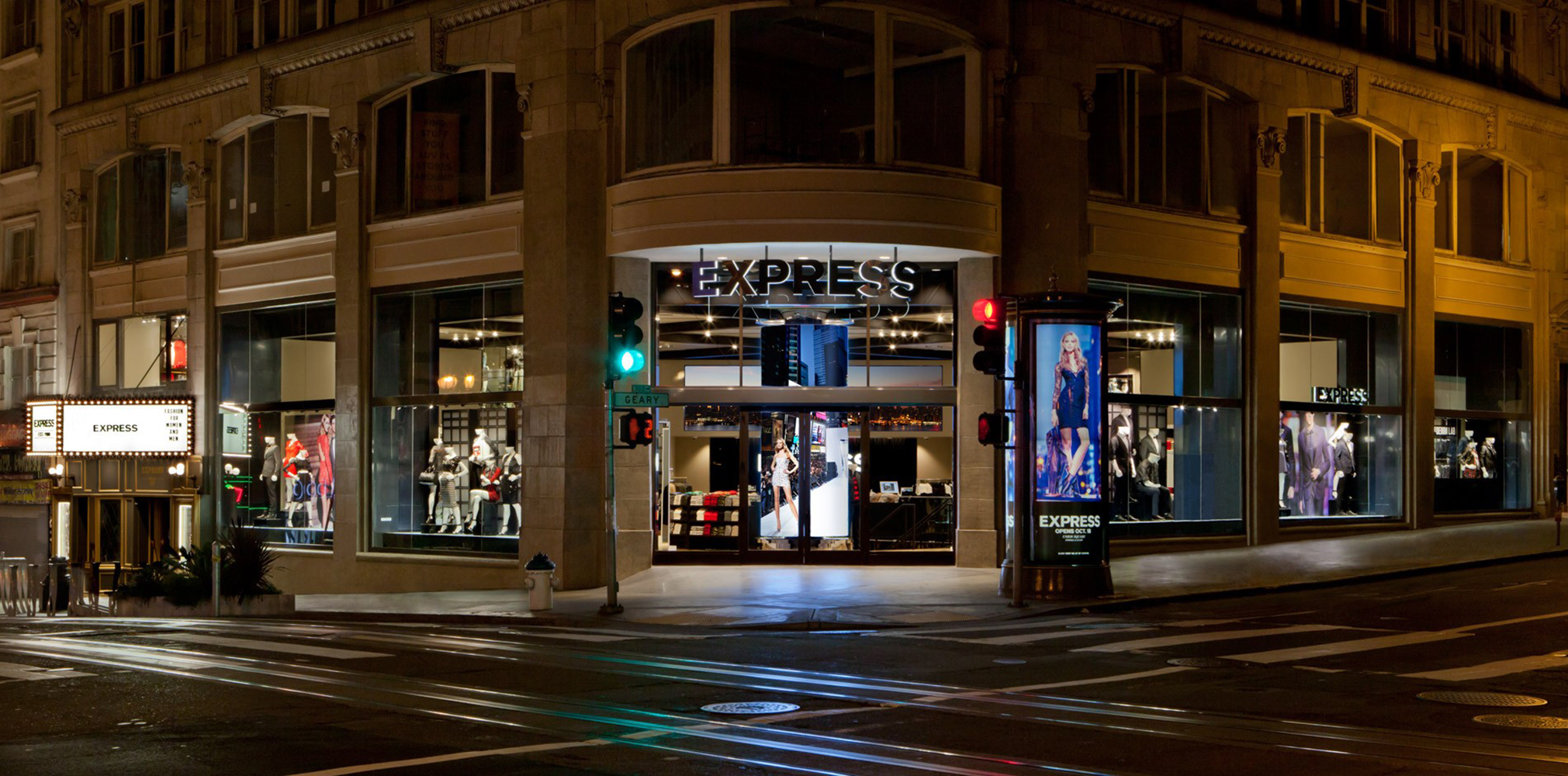 Image of Express: Union Square