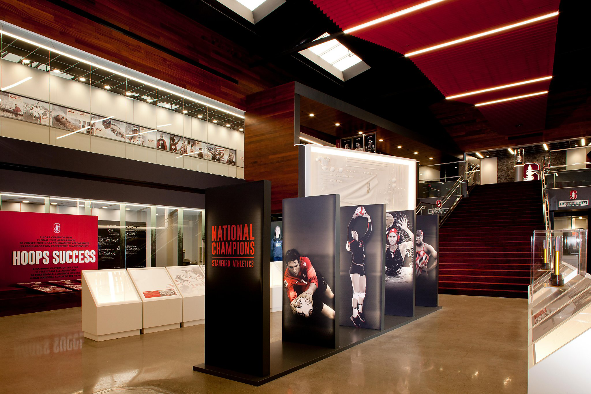 Image of Stanford Home of Champions