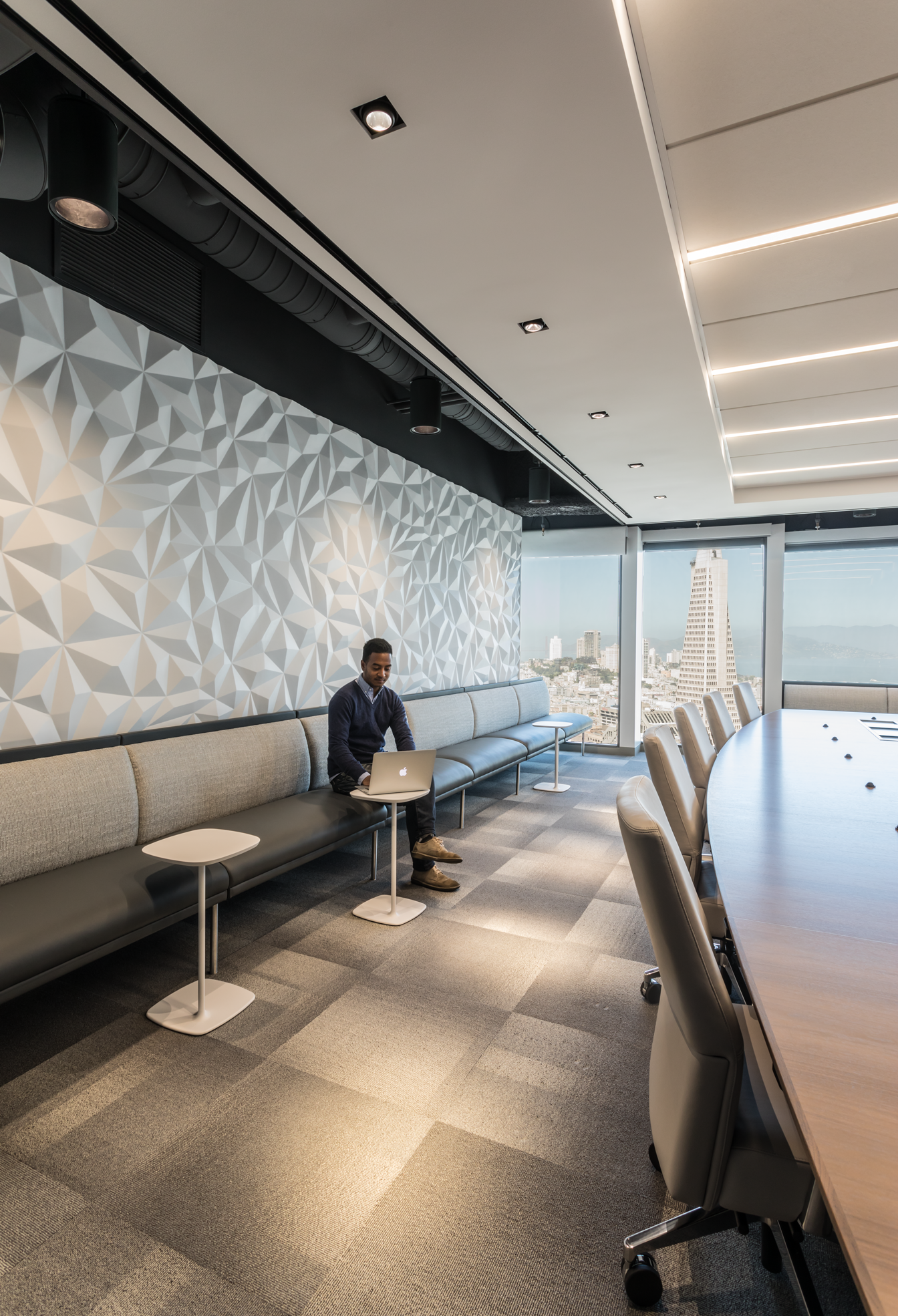 Image of Prudential 40th Floor – San Francisco